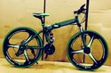 Land Rover Foldable Bicycle