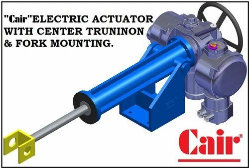 Electrical Actuator Electromechanical Actuator