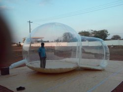 Transparent Bubble camping  Tent