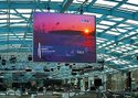 Outdoor Hanging LED Display
