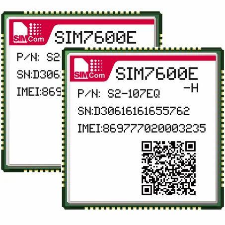 SIM7600E- 4G LTE/ CAT1 GSM/GPRS Module, SIM7600C | ID: 18309528855