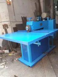 Rotary Sheet Metal Cutting Machine 2 Feet 4mm