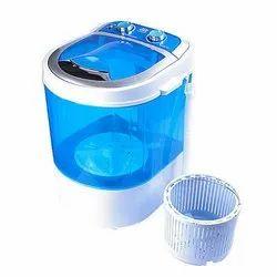 Semi-Automatic Top Loading DMR 30-1208 - Single Tub 3kg Portable Mini Washing Machine