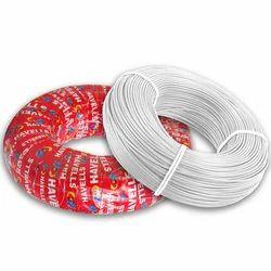 Life Line Plus S3 HRFR Cables 0.75 sqmm-WHFFDNWL1X75