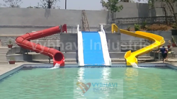 Kiddies Pool Slides