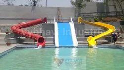 Kiddies Pool Slides