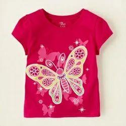 Multicolor Cotton Baby Tshirts