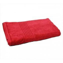 Positive Impex Red Terry Towel