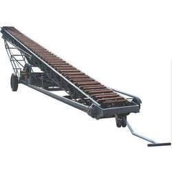 SS Truck Loading Conveyor