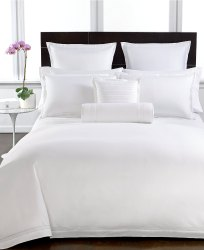 White Hotel Bed Sheet