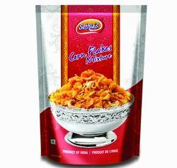 Masala Salted Sethia Corn Flakes Mixture, Packaging Type: Packet, Packaging Size: 150g, 400g