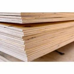 Brown Poplar Wood Board, Thickness: 3-10mm, for Furniture