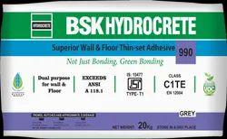 990 Superior Wall and Floor Thin Set Adhesive