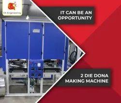 2 Die Dona Making Machine