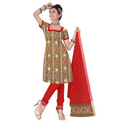 Bandhani Fashionable Suit