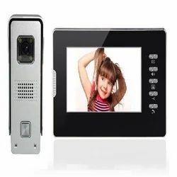 7 Inch TFT LCD Video Door Phone