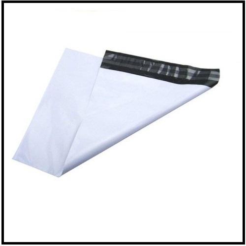 LDPE Plain Courier Bag, Size: 4 X 6 - 20 X 23 Inches