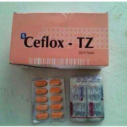 Ciprofloxacin And Tinidazole Tablet