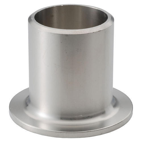 Silver Stainless Steel Stub End 904L, for Pipeline, for High Pressure Applications