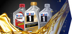Mobil Oil Testing Services