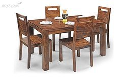 Wooden Beautiful Dining Table Set Of 4-6-8 Chairs