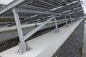 FRP Solar Panel Mounting Structure