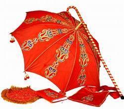 Decorated Umbrella