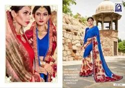 Rachna Georgette Seerat Catalog Saree Set For Woman 3