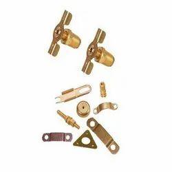 Brass Pressed Component