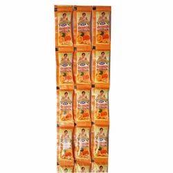 Orange Juice, Packaging Type: Plastic Packet