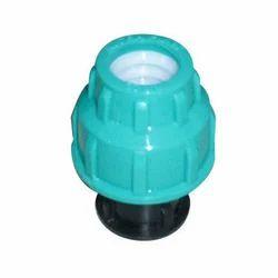 Polypropylene Compression End Cap
