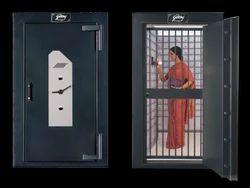 Dark Gray Class-II GG Godrej Strong Room Door  sc 1 st  IndiaMART & Dark Gray Class-II GG Godrej Strong Room Door Rs 302800 /piece   ID ...