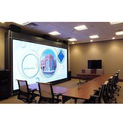 Indoor LED Screen For Conference Room