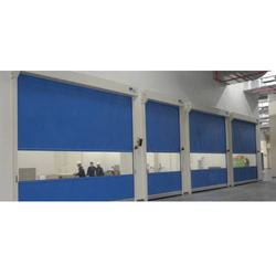 Automatic High Speed Door Shutter