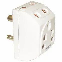 Press Fit Uno 3 Pin Multi Plug Adapter