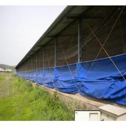 Poultry Curtains For Layer Shed and Poultry