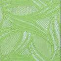 52 X 90 Inch Circle Lace Limegreen Sheer Curtain