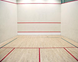 Squash Court Maple Wood Flooring