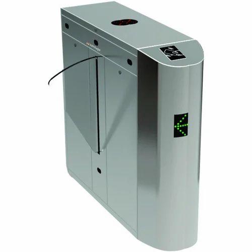 Flap Barrier Gate (Single Machine Core) - Vantage Integrated