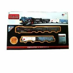 HS Kids Stimulated Train Toy, For Playing