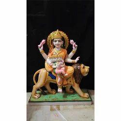 5ft Marble Durga Maa Statue