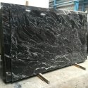 Black Forest Granite Slab, Thickness: 15-20 Mm, Flooring