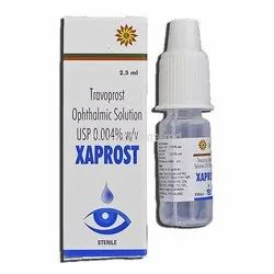 Travoprost Ophtholmic Solution USP