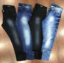 Button Men Givenchy Denim Jeans