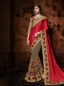 Heavy Wedding Wear Saree
