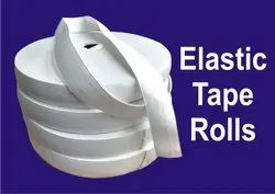 Elastic for face shield
