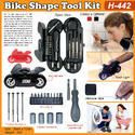 Bike Shape Tool Kit H-442
