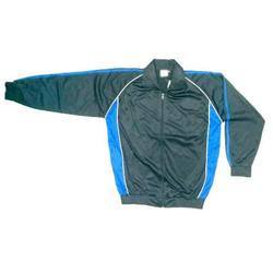 Polyester Full Sleeves Mens Sports Tracksuit Jacket
