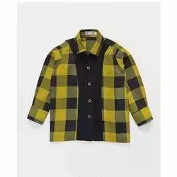 Designer Check Shirt