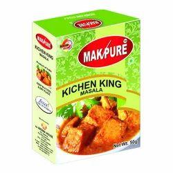 Kitchen King Masala Powder, Packaging Size: 200g